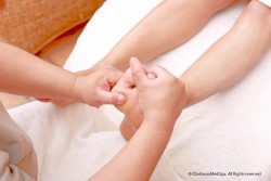 Foot Reflexology - Dry