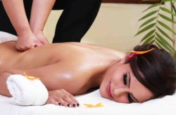 Vertebral Massage (Back and Neck) - Oil