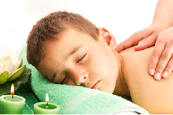 Kids Massage