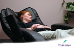 Automatic Massage Chair Relaxation with Heat