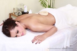 Kati Basti with Back Massage (Lower Back Therapy)