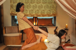 Thai Massage - Dry