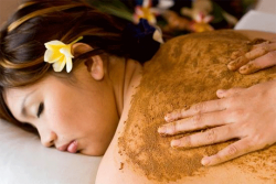 Sizzling Shades of Summer : ----- 3 times Normal Body Scrub Package