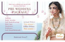 Pre- Wedding Package